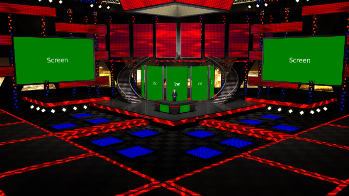 Virtual Set Studio 191