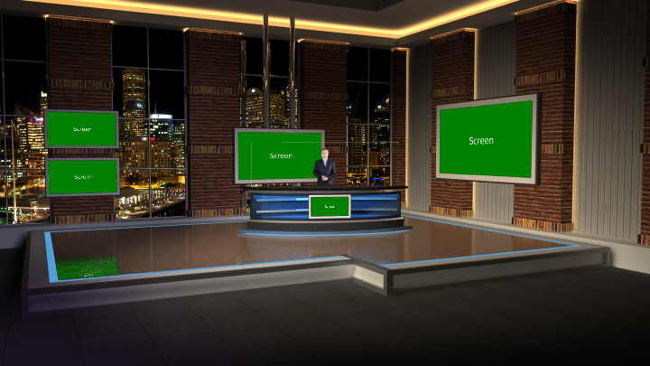 Virtual Set Studio 197
