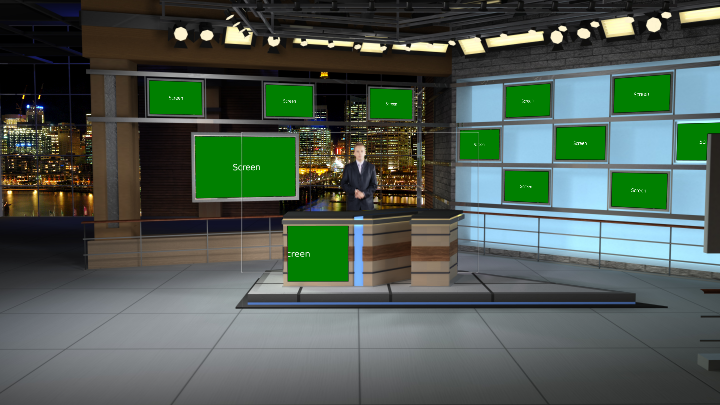 Virtual Set Studio 179