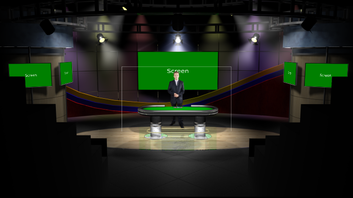 Virtual Set Studio 162