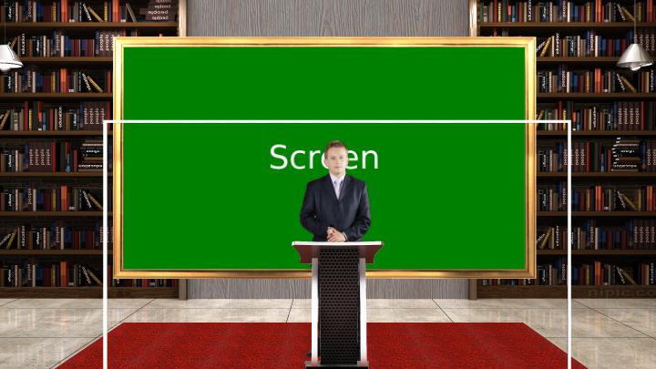 政治和历史课堂风格虚拟背景