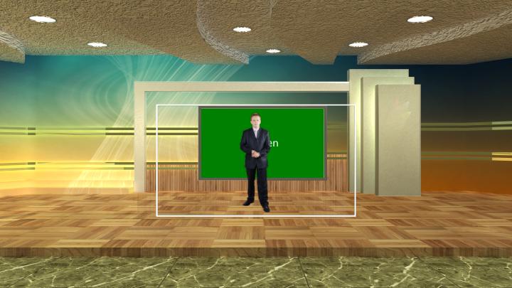 大理石地板纹理风格虚拟背景