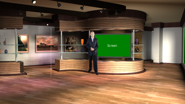 Virtual Set Studio 148