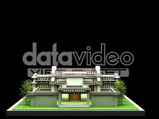 中式房屋展示动画_01
