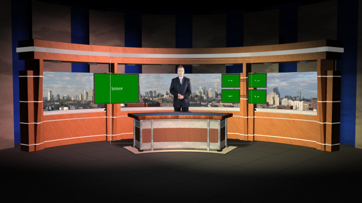 Virtual Set Studio 103