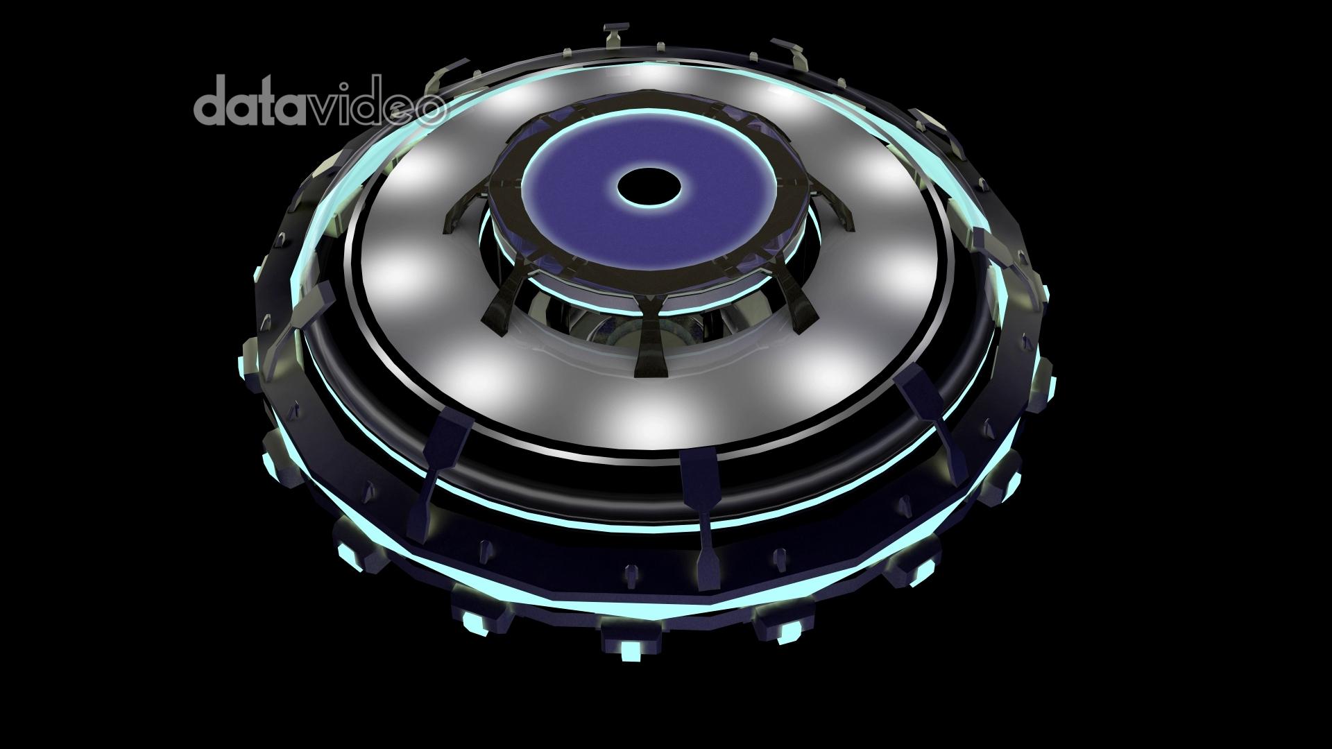 【TVS-3000_AR】圆盘