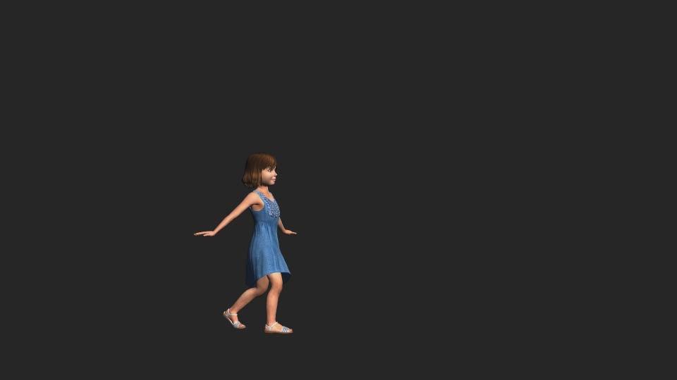 3D动画_女生_01