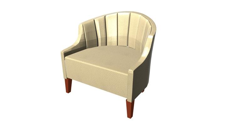 【TVS-2000A 3D装饰物件】沙发