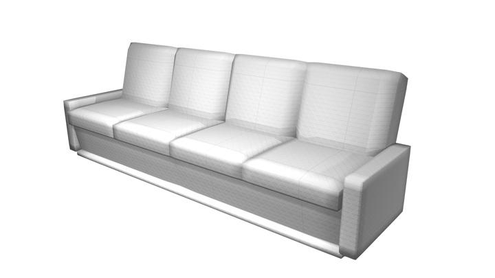 【TVS-2000A 3D装饰物件】沙发_6