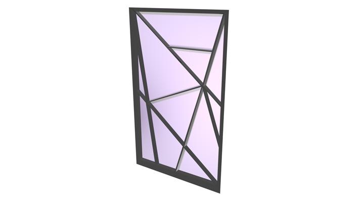 【TVS-2000A 3D装饰物件】装饰墙_4